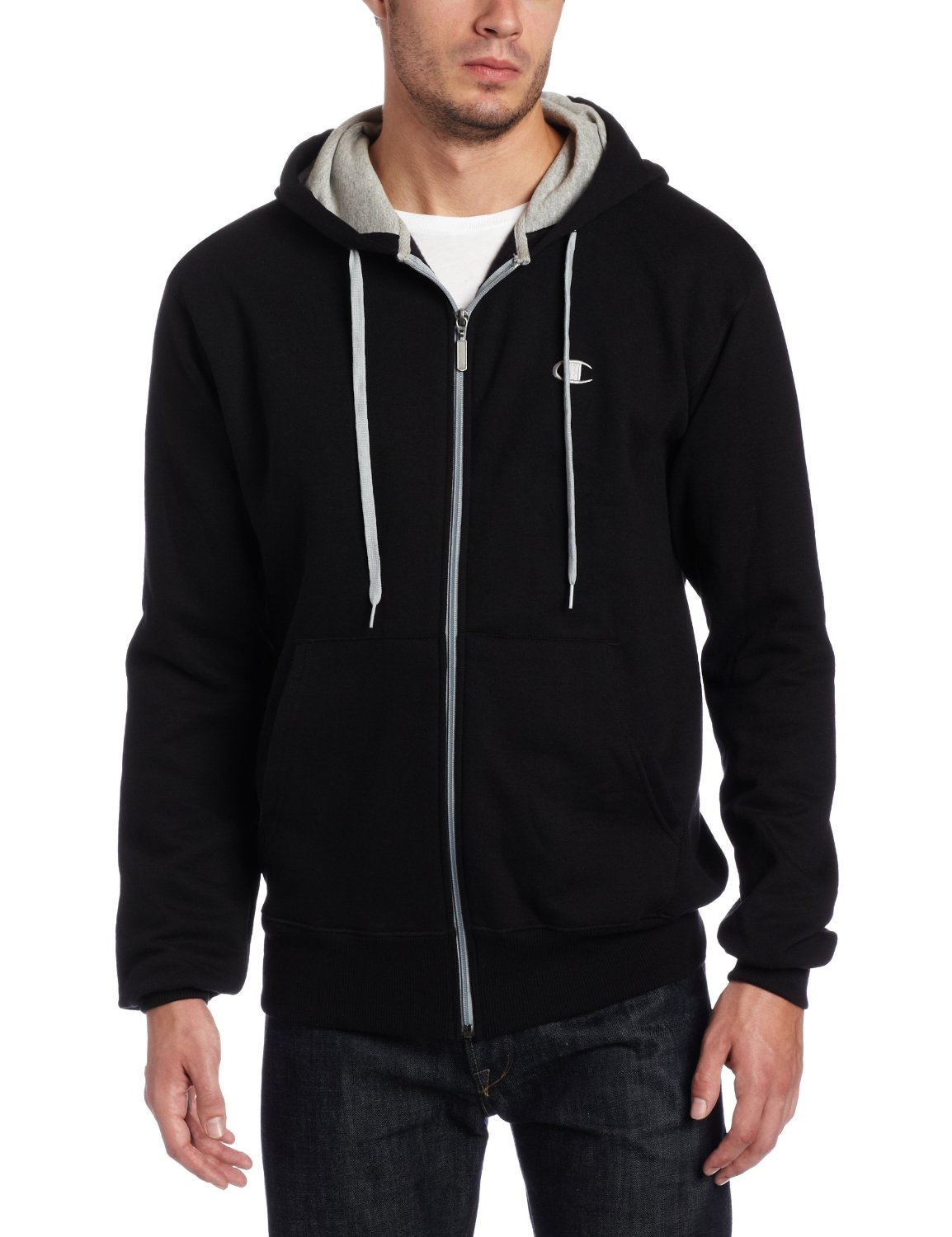 Zipped hoodies